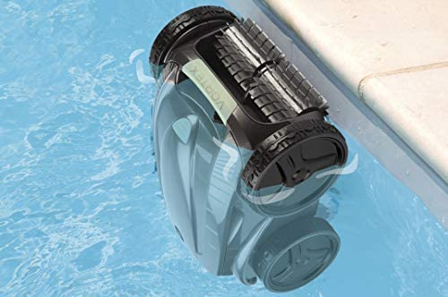 Zodiac WR000259 Vortex AV34850 – Robot de piscine nettoyeur de fond autonome pour piscine, fond seul, fond/parois - Home Robots