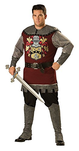 Noble Knight Costume - Size 2X -
