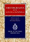 Ortografia de la Lengua Española, Real Academia Espanola Staff, 8423992500