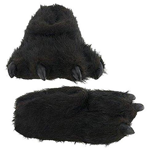 De Por Casa Mujer Wishpets Para Estar Negro Zapatillas n1x56g7B