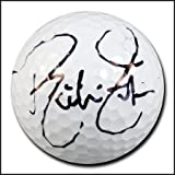 Rickie Fowler Autographed Wilson Golf Ball - Autographed Golf Balls