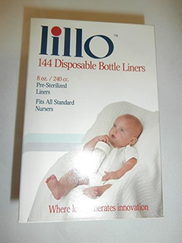 432 Lillo Sterile 8 Ounce Disposable Bottle - Sterile Bottles