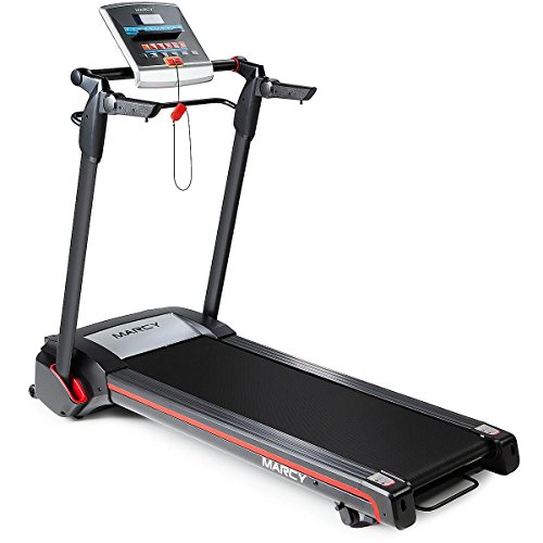 Marcy PRO EASY-FOLDING MOTORIZED TREADMILL