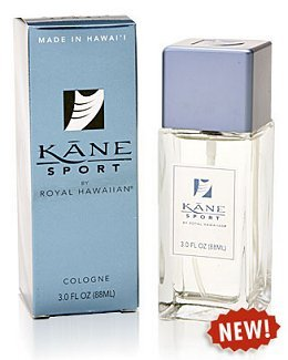 Kane Sport Cologne 3oz.