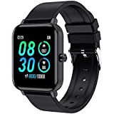 Smart Watch,Android Smartwatch Touch Screen Bluetooth Smart Watch for Android Phones Wrist Phone Watch with SIM Card Slot & C