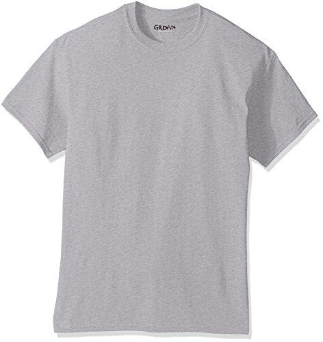 Gildan Men's DryBlend Classic T-Shirt, Ash Grey, X-Large