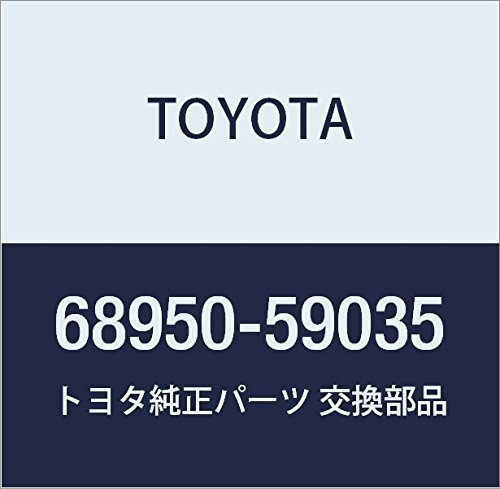 Genuine Toyota 68950-59035 Door Stay Assembly