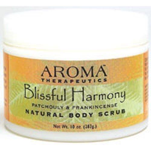 Aroma Therapeutics Vital Energy Natural Body Scrub, Verbena and Lime - 10 Oz, 2 Pack