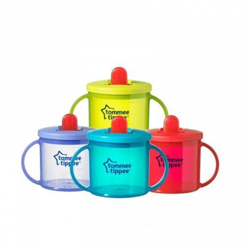 turquesa Primera Copa Essentials 190/ml Freeflow de Tommee Tippee edad 4/m
