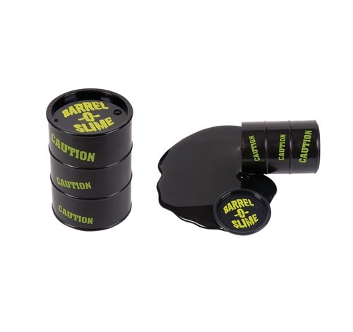 3.25'' BARREL OF SLIME, Case of 144 by DollarItemDirect