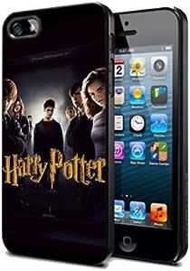 Harry Potter Hp03 Coque protection en silicone pour iPhone 6 Noir ...