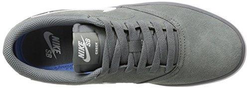 Nike Scarpe Da White cool Uomo Basse 005 Solar Grey Grigio Check Ginnastica Sb FtwIFrAq