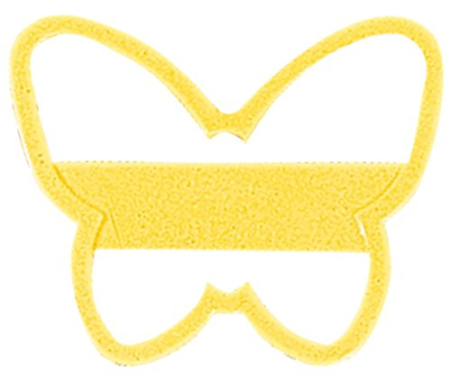 Playdough Halloween Costumes (Wilton Plastic Cookie Cutter, 3-Inch, Butter, fly)