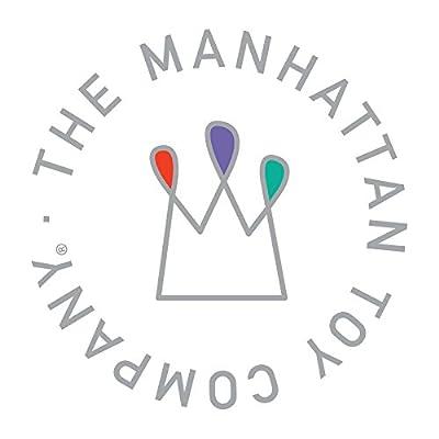Manhattan Toy Winkel  Elephant Rattle & Sensory Teether: Toys & Games