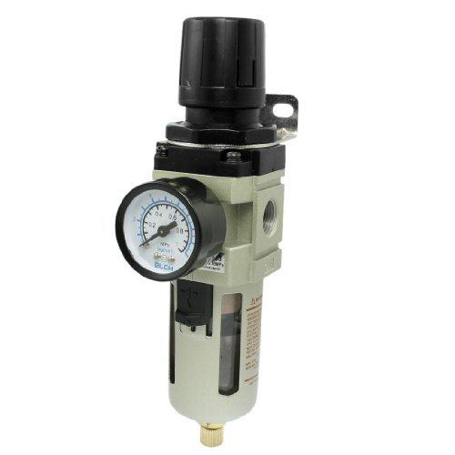 AW3000-03 pneumatische Souce Behandeling Filter Regulator w manometer DealMux