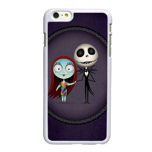 A1G36 The Nightmare Before Christmas W5R8JD coque iPhone 6 4.7 pouces cas de couverture de téléphone portable coque blanche II3RXK9RD