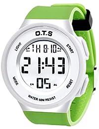 Kids Waterproof Sports Digital Watch Multifunction LED...