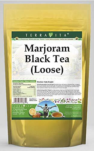Marjoram Black Tea (Loose) (8 oz, ZIN: 543279) - 3 Pack