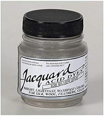 Artipistilos® Tinte Jacquard 15 G - Bote De 15 Gramos, Plata ...