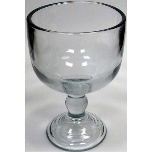 Anchor Hocking 7338 Weiss 32 Ounce Flared Stem Goblet - 12 / CS