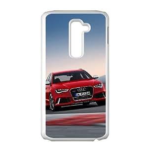 LG G2caso Audi VM _ D32680diseño personalizado teléfono celular caso