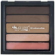 Paleta Corretivo Facial 2, Max Love