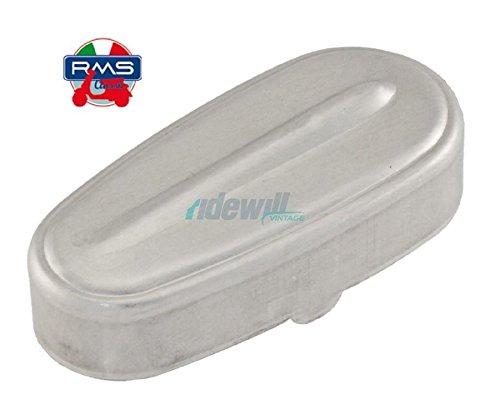 RMS Coperchio mozzo in alluminio Vespa 50-90-125 primavera-et3 (Plastiche) / Alluminium hub cover vespa 50-90-125 primavera-et3 (Plastics) 070177