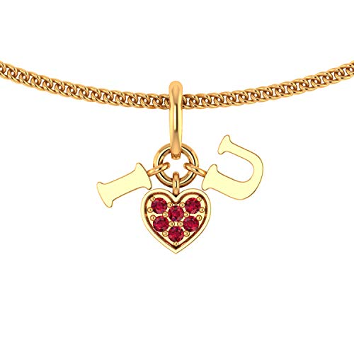P.N.Gadgil Jewellers 22KT Yellow Gold Pendant for Women
