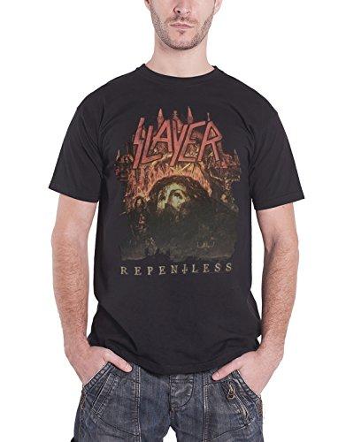 Slayer - Repentless T-Shirt (Black) - 8