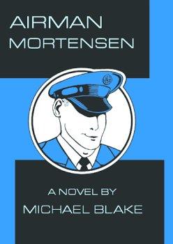 book cover of Airman Mortensen