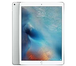 "Apple Ipad Pro 256GB Factory Unlocked (Wi-Fi + Cellular 4G LTE, Apple SIM Card, Silver) - 12.9"" Display"