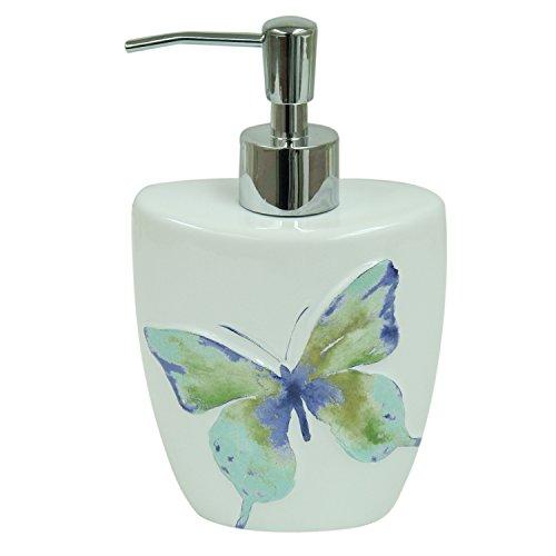 (Bacova Guild 87503 Lotion Dispenser, Multi/Color)