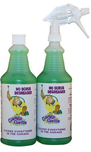 Garage Gorilla - Garage Gorilla 13-GG-2/32 No Scrub Degreaser (Pack of 2)