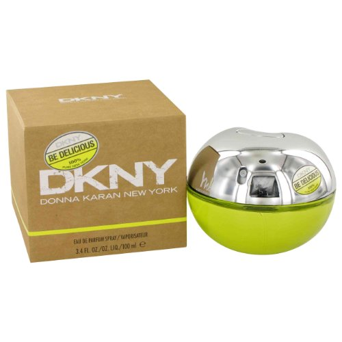 Donna Karan Be Delicious, femme / woman, Eau de Parfum, Vaporisateur / Spray, 1er Pack (1 x 100 ml)