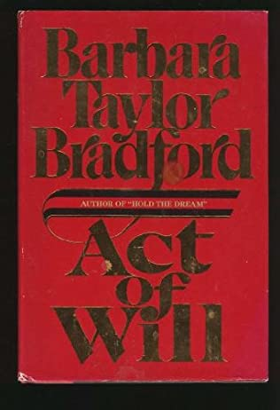 book cover of Act of Will