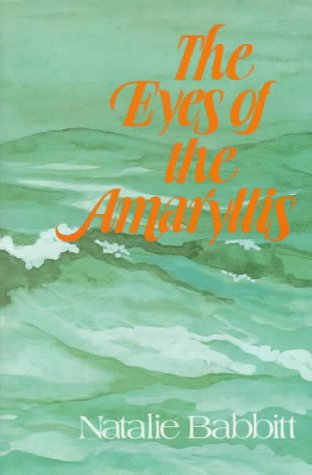 book cover of The Eyes of the Amaryllis