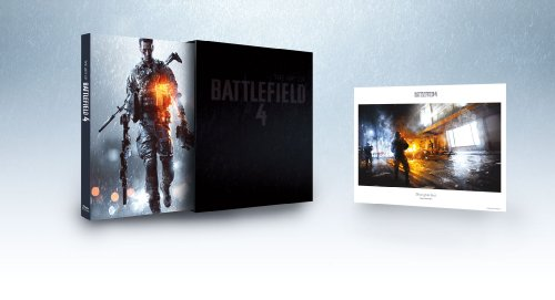 (The Art of Battlefield 4 (Signed Limited Edition))