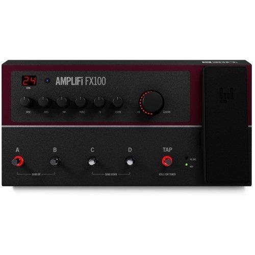 Line 6 AMPLIFi FX100 Multieffektgerät für E-Gitarre 100 interne Speicherplätze