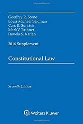 Constitutional Law 2016 Supplement (Supplements)