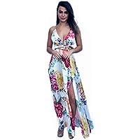 Vestido Fenda Kailua