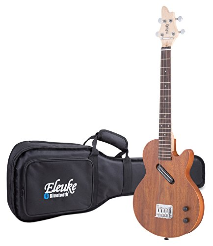 EleUke 22BLSPT Smart Bluetooth Equipped Electric Ukulele by EleUke