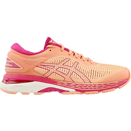 Shoe 7 Kayano B M White Mojave Women's US ASICS Gel 25 Running gCTBwXgq