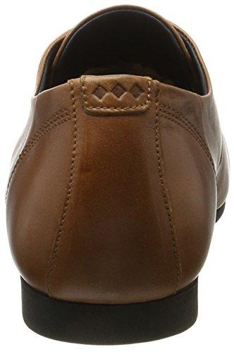 Cast black Derbys Republiq Brown Homme Royal Shoe Braun Sole hazel W Base 5w4cgq1I