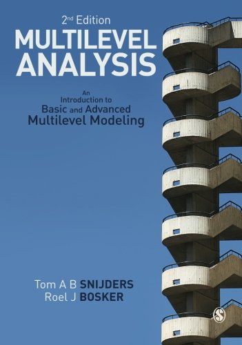 Multilevel Analysis: An Introduction to Basic and Advanced Multilevel - River Jersey Toms New