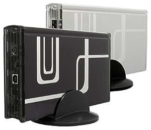 "CoolMax HD-360B-U2 USB 2.0 3.5"" Aluminum External Hard Drive Enclosure"