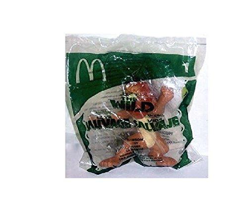 Mcdonalds Fast Food - Disney McDonalds 2006 Happy Meal The Wild #1: Samson the Lion Toy