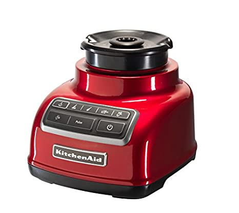 KitchenAid 5KSB1585ECA - Licuadora (1.75 L, 2000 RPM, 11500 RPM, Tabletop blender, Red, Plastic): Amazon.es: Hogar