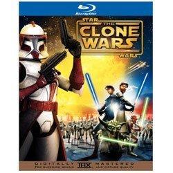 Star Wars CLONE WARS Blu-Ray Exclusive 2 Disc GIFT SET + Comic - Star Wars Ray Wars Clone Blu