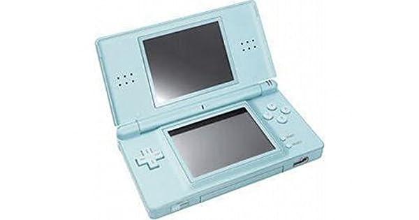 Carcasa azul para Nintendo DS Lite (ice blue): Amazon.es ...