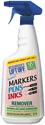 Mostenbocker Lift Off - Instant Markers Pens Inks Remover 22oz